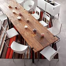 Rustic Modern Dining Room Tables Rustic Modern Dining Room Chairs Home Design Ideas