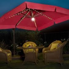 Large Cantilever Patio Umbrella Large Cantilever Patio Umbrella With Led Lights Patio Design