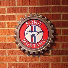 ford mustang metal wall mustang metal sign sign garage signs décor ebay