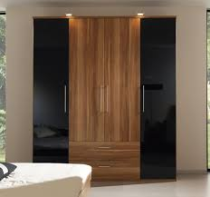 modern makeover and decorations ideas bedroom wooden wardrobe