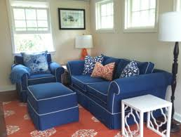 Living Room With Blue Sofa by Furniture Gorgeous Calico Corners Furniture For Interior Home