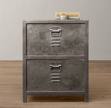 Metal Locker Nightstand The Most Awesome And Also Lovely Locker Bedside Table With Regard