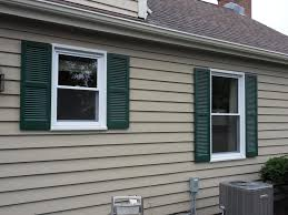 Shutters For Homes Exterior - delighful black exterior window shutters this tennessee farmhouse