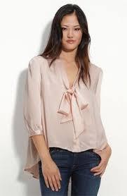 nordstrom blouses jluxbasix gold cross draped satin blouse 45 liked on