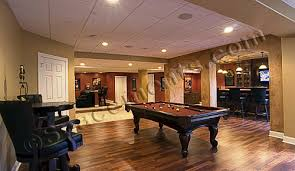 basement design photo game room wet bar montgomery county pa