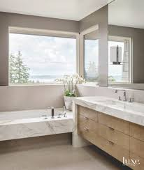 modern meets traditional at pacific northwest property luxe
