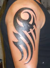 30 best tribal tattoo designs for mens arm