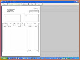 quickbooks invoice template 100 images invoice templates for