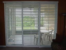 Window Blinds Patio Doors Wooden Venetian Blinds For Patio Doors Free Home Decor
