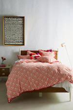 Anthropologie Duvet Covers Anthropologie 100 Cotton Duvet Covers U0026 Bedding Sets Ebay