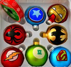 ornaments superman iron