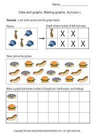 creating graphs worksheets 5