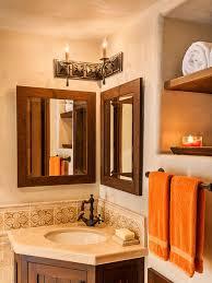 Mirror Styles For Bathrooms - corner sink and mirror ideas u0026 photos houzz