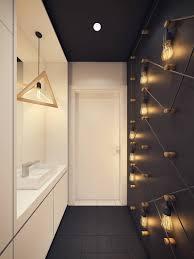 bathroom nickel vanity light modern lighting bathroom light