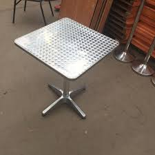 secondhand chairs and tables outdoor furniture 6x aluminium