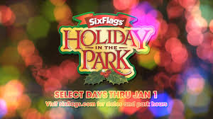 6 Flags Ticket Prices Holiday In The Park At Six Flags New England