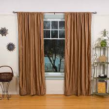 Curtain Rods Images Inspiration Rod Pocket Curtains