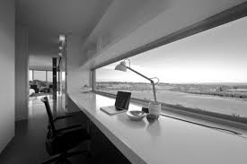 home office enticing hi tech in interior design with gray white