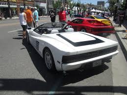 Ferrari California Old - ferraris on colorado boulevard pasadena california mycarquest com