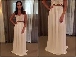 where to buy wedding dresses usa ivory white chiffon wedding skirt bridal skirt wedding
