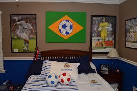boys room decorating ideas football home inspirations soccer