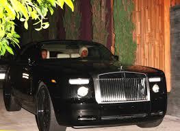 roll royce wraith rick ross brangiausi pasaulyje žvaigždžių automobiliai demonstruoja statusą