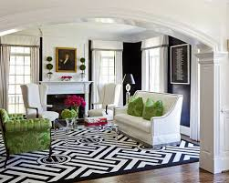 Living Room Black And White Rooms Ideas Chairs Furniture Decor Fonky - Black and white chairs living room