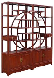 Room Divider Cabinet Santa Fe Bookcase Wood Room Divider Cabinet Glass Room Dividers