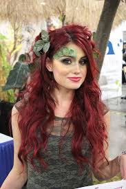Halloween Costumes Red Hair 25 Poison Ivy Halloween Costume Ideas Poison