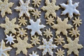 snowflake sugar cookies vegan snowflake sugar cookies veggie world recipes
