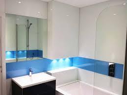 Simply Splashbacks Bathroom Glass Splashbacks  Coloured Glass - Glass bathroom