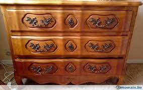 chambre en merisier chambre merisier massif ébéniste armoire commode chevet a vendre
