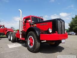 semi truck pictures autocar mondays u2013 1949 dc100 autocar semi truck