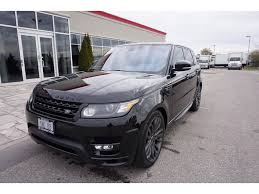 range rover land rover 2016 2016 land rover range rover sport for sale in north york on
