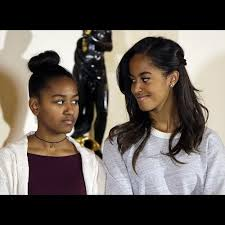 barack obama s daughters criticised for classless at