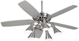 lighting design ideas outside brushed nickel ceiling fan with