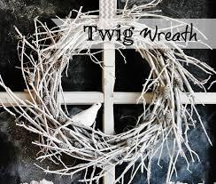 twig wreath infarrantly creative