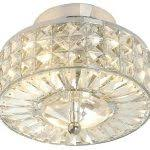 Crystal Flush Mount Ceiling Light Fixture by Glam It Up With This Gorgeous Flush Mount Light Fixture Tranquil