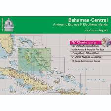 Anchorage Tide Table Nv Charts Region 9 2 Bahamas Central Andros To Exumas And Eleuthera