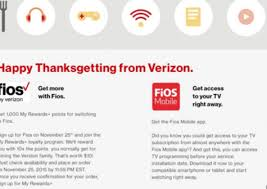 petition awful verizon thanksgiving commercial