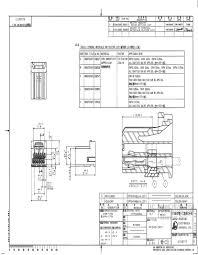 automotive floor plans mx34012 jae electronics automotive connectors mouser