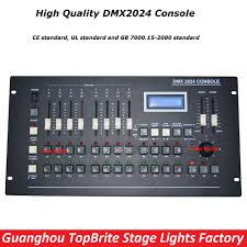 2017 new dmx 2024 controller dmx 512 stage light console dmx