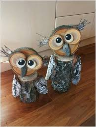 Wood Crafts For Gifts by Best 25 Wood Log Crafts Ideas On Pinterest Tree Slices Log