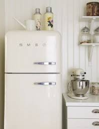 cuisine smeg frigo vintage smeg fridge fab28lp1 za 12 large appliances 50 s