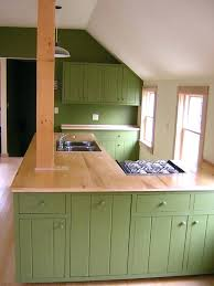 kitchen island with posts affordable custom cabinets showroom