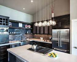 Pendant Track Lighting For Kitchen by Hanging Kitchen Lights Over Island Crame De La Crame Ahl Kitchen
