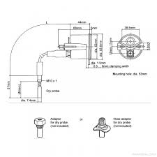 vdo fuel gauge wiring diagram gooddy org