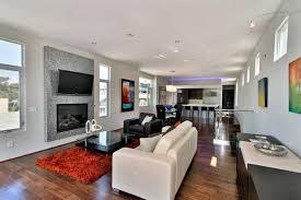 offene küche wohnzimmer offene küche mit wohnzimmer pro contra und 50 ideen