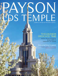 Lds Temple Floor Plan Payson Lds Temple By Daily Herald Issuu