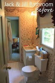 Jack And Jill Bathroom Jack U0026 Jill Bathroom Reveal Home Made By Carmona